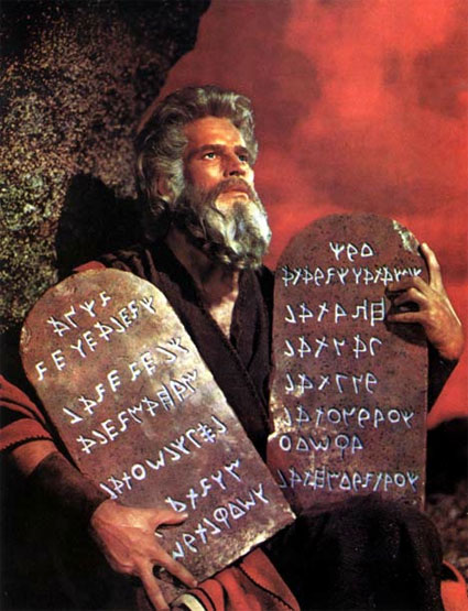 moses-and-words