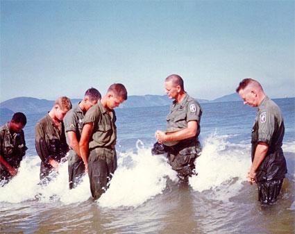 soldierbaptism