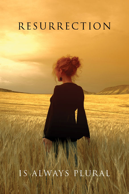 womaninwheatfield