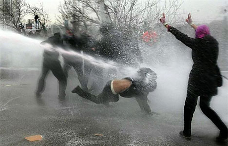 watercannon