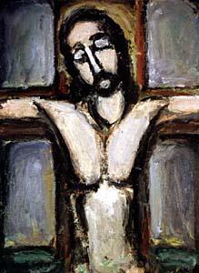 crucifixion-Georges-Rouault