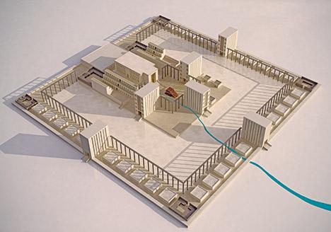 EzekielsTemple 3D-S