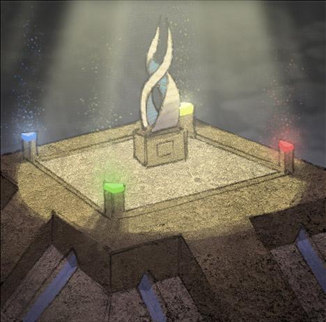 5E temple