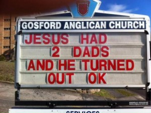 anggoschurchsigns_Jesus_Two_Dads