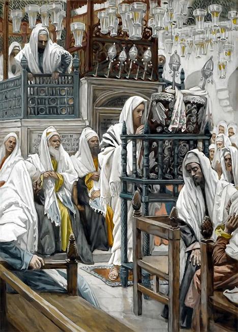JesusSynagogue-Tissot1894