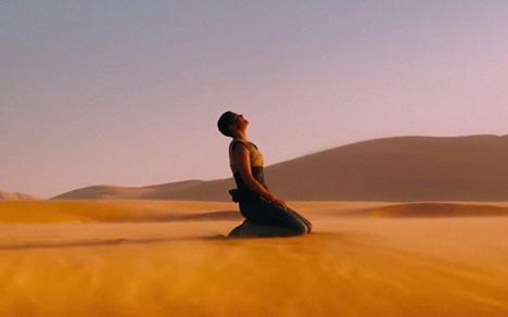 Furiosa desert