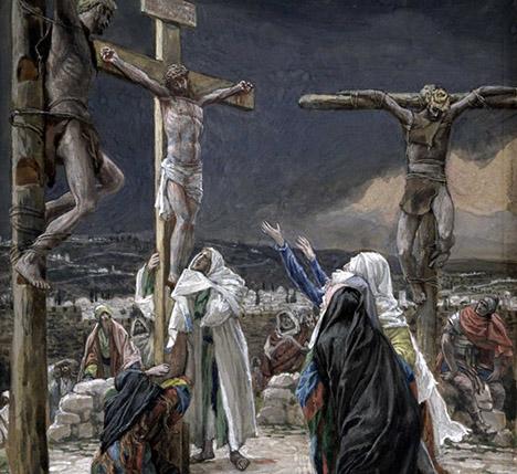Crucifixion-TIssot