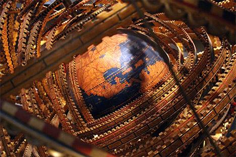 Armillary Sphere Antonio Santucci