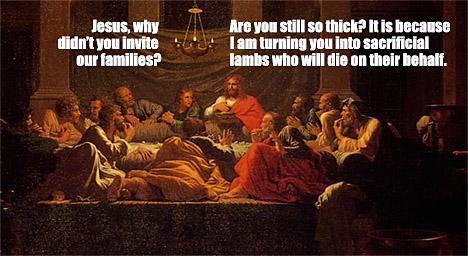 Passover lambs MEME