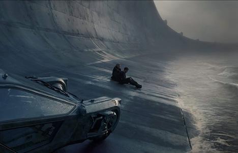 Blade Runner 2049-Sea Wall-M