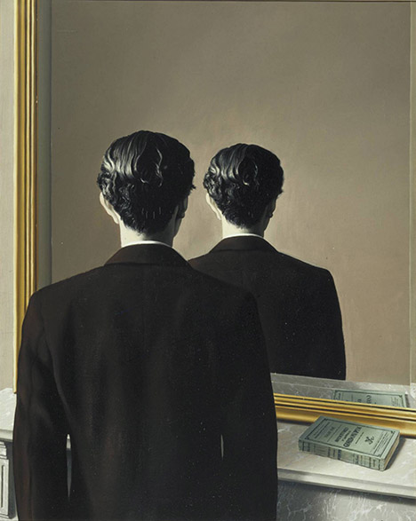 Magritte NoToBeReproduced
